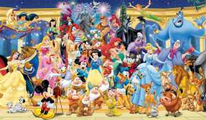 ¿Qué personaje de Disney te convendría tener a tu lado?
