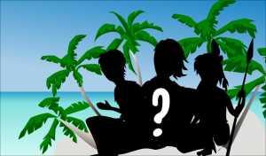¿Qué papel harías en una isla desierta?