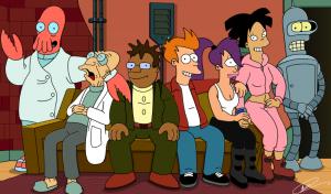 ¿A qué personaje de Futurama te pareces?