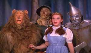 Qual personagem de O Mágico de Oz você seria?
